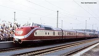 PIKO G SCALE MODEL TRAINS - DB III TEE VM 11.53 BUFFET PASSENGER COACH CAR - 37641