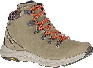 Merrell Men's Ontario Mid Waterproof Hiking Shoe