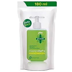 Godrej Protekt Masterchef's Germ Protection Liquid Handwash Refill, 180ml
