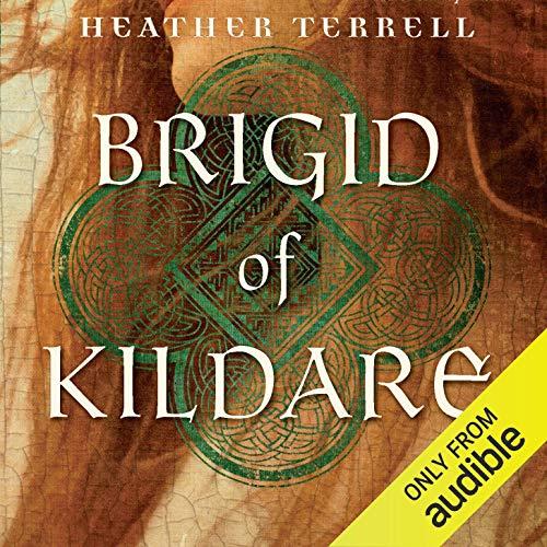 Brigid of Kildare audiobook cover art