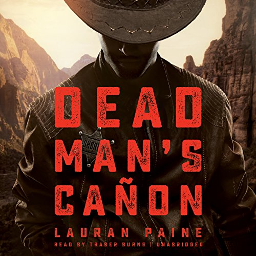 Dead Man's Cañon audiobook cover art