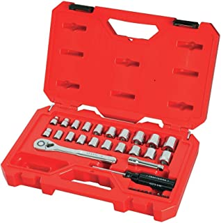 Jet 601231-6-Piece 3//8-inch Drive External TORX/® Socket Sets