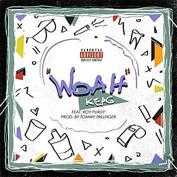 Woah (feat. Roy Purdy)