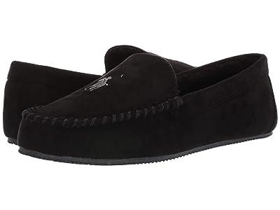 Polo Ralph Lauren Dezi IV Slipper (Black) Men