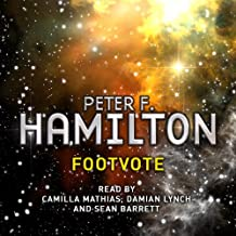 Footvote: A Short Story from the Manhattan in Reverse Collection