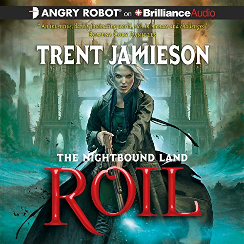 Roil audiobook cover art