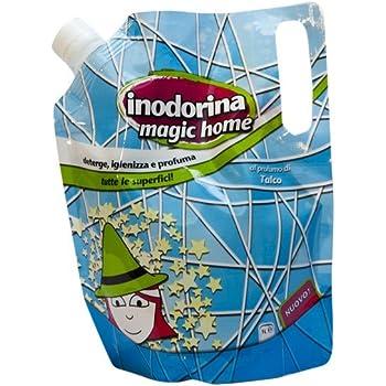 Multicolore Unica Inodorina Magic Home Menta Igiene Cane