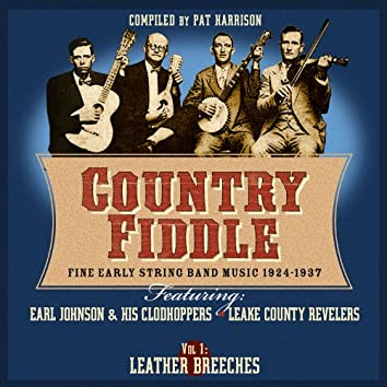 Leather Breeches Country Fiddle