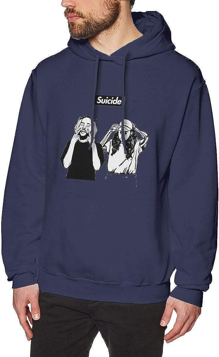 お気に入り Suicide Boys Mens Hooded Sweatshirt お値打ち価格で Design A Black Unique