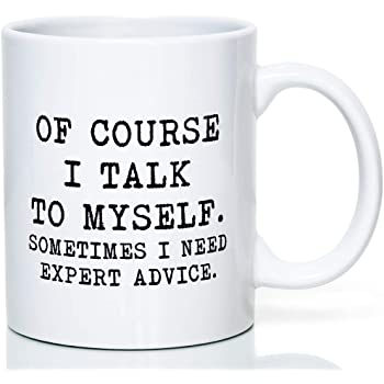 Funny Mug Oh look its empty! This is my cup of care Inspirational gifts and sarcasm By 11 OZ Coffee Mugs