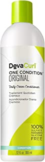 Deva Concepts Devacurl One Condition Ultra Creamy Daily Conditiner, 12 Ounce