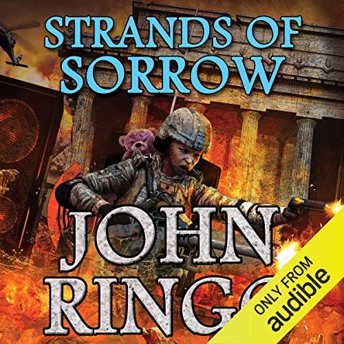 Strands of Sorrow audiobook cover art
