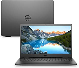 "Notebook Dell Inspiron i15-3501-A40P 15.6"" HD 11ª Geração Intel Core i5 4GB 256GB SSD Windows 10 Preto"