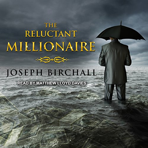 The Reluctant Millionaire audiobook cover art
