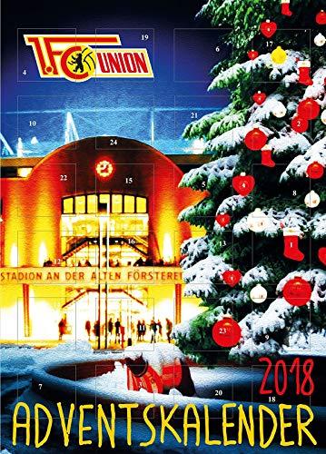 Union Berlin Adventskalender mit Schokolade