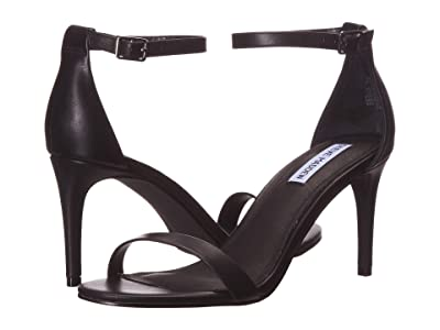 Steve Madden Exclusive Stecia Heeled Sandal (Black) Women