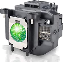 Replacement Projector lamp ELPLP67 / V13H010L67 With LBTbate for Epson EB S12 / EB W12 / EX3210 / EX5210 / EX7210 / Powerlite 1221 / Powerlite 1261W / Powerlite S11 / Powrelite X12 / V11H433020 / VS21