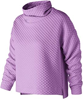 New Balance Womens Nb Heat Loft Funnel Sweater