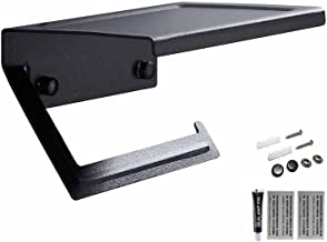 Wandmontage Space Aluminium WC Papieren Telefoon Plank Handdoek Rol Plank Badkamer Accessoires, Toiletpapier Houder (Color...