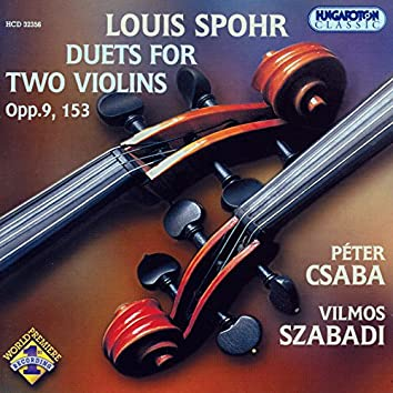Spohr: Violin Duets, Opp. 9 and 153