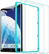 """ESR Schutzfolie [2 Stück] kompatibel mit iPad Air 3 2019 / iPad Pro 10.5 Zoll, Premius 9H Hartglas Displayschutzfolie für iPad 10.5"""" 2019 [HD Kristallklar Blasenfrei Kratzfest]"""