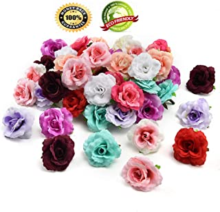 Best mini silk rose buds Reviews