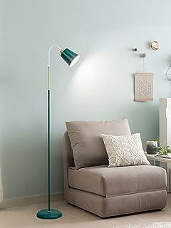 Anten Lampadaire de salon I Culot E27 max. 60 W I Hauteur 159 cm I Lampe de lecture avec câble de 200 cm I Sans ampoule I ...