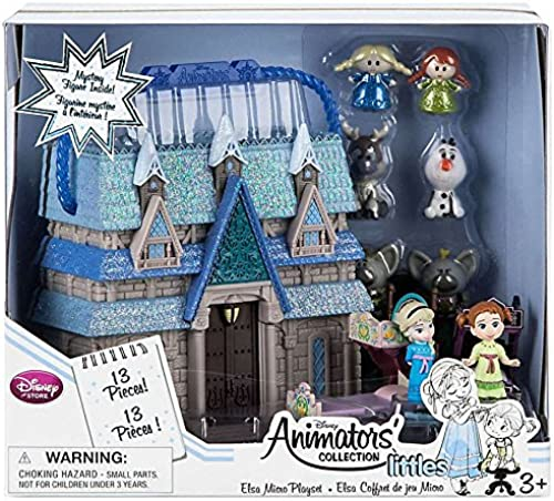 las mejores marcas venden barato Disney Juego de Play Play Play de animadores colección Elsa Micro  servicio de primera clase