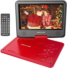 "DBPOWER 11.5"" Portable DVD Player, 5-Hour Built-in Rechargeable Battery, 9"".."