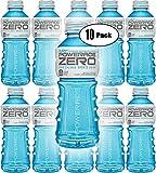 Powerade Zero Blue Mixed Berry, Zero Calorie Sports Drink, 20oz (Pack of 8, Total of 160 Oz)