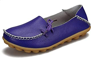 Surprise S Women Leather Shoes Moccasins Mother Loafers Soft Leisure Flats Casual Female Driving Ballet Footwea