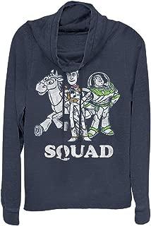 Toy Story Juniors' Squad Cowl Neck Sweatshirt