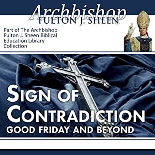 Sign of Contradiction audiobook cover art