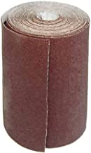 MioTools Shark Rouleau de papier de verre Grain 40 93 mm x 5 m Cales /à poncer Lot de 1 p