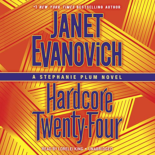 Hardcore Twenty-Four audiobook cover art