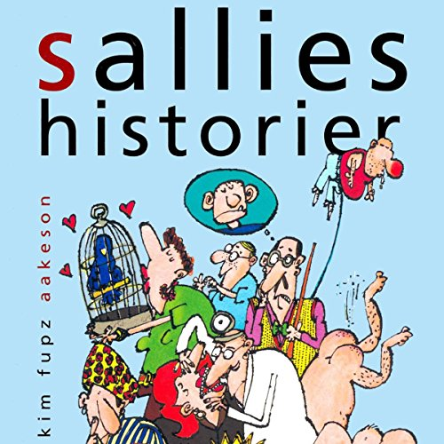 Sallies historier cover art