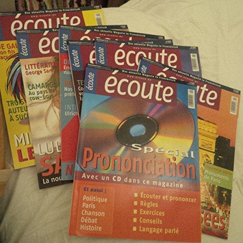 ecoute Das aktuelle Magazin in Frankreich