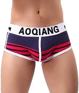 Men's Underpants Boxer Shorts Men's Nero Casual Modern Hot Under Warm Shoe Boxers Short Shorts Underpants Panties