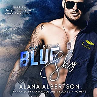 Blue Sky audiobook cover art