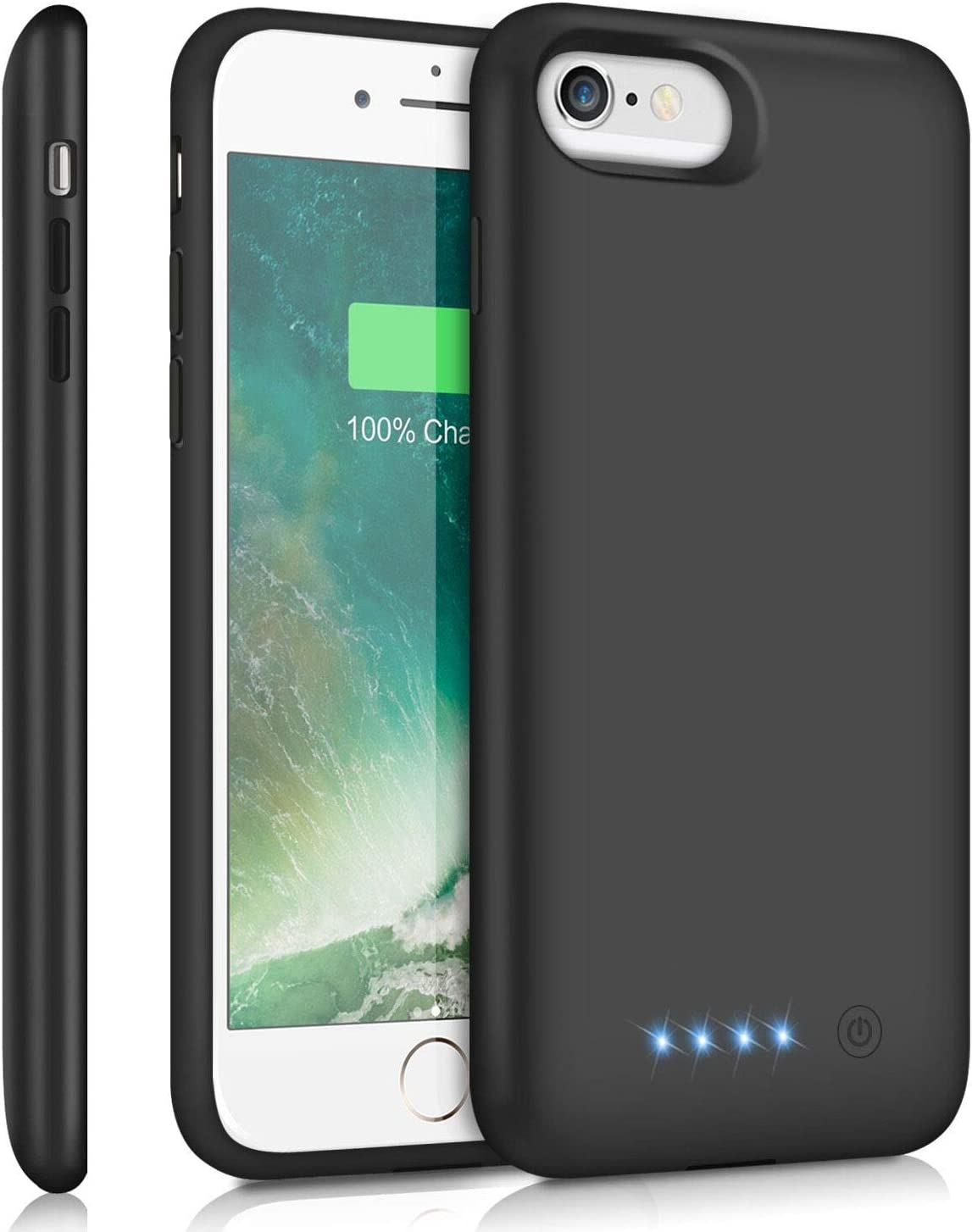 ABOE Battery Case for Max 67% OFF iPhone Gorgeous 8 7 6s Upgrad 6000mAh 2020 6 SE