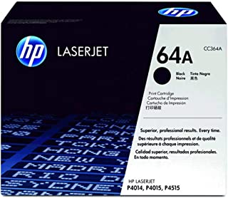 HP 64A | CC364A | Toner Cartridge | Black