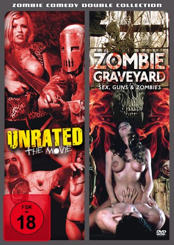 Unrated & Zombie Graveyard - Zombie Comedy Double Collection