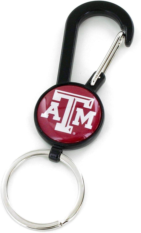 Aminco NCAA Tennessee Volunteers Deluxe Wristlet Keychain