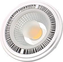 X-DREE DC 12V 7W 4000K G53 Base Recessed COB LED Bulb Spotlight Ceiling Lamp AR111 (6d743f45-a222-11e9-8d7c-4cedfbbbda4e)