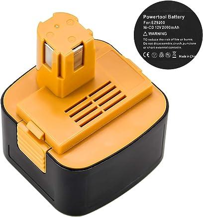 パナソニック 12v バッテリー パナソニック バッテリー パナソニック 12v EY9200互換バッテリー 12v 3.0Ah パナソニック バッテリー EZ9200 / EZT901 パナソニック互換バッテリー 12v パナソニックバッテリー 改良版 3.0Ah 大容量 ニッケル水素電池 パナソニック12v バッテリー panasonic 12v 一年保証付 DOSCTT