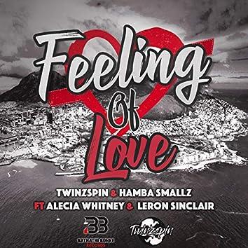 Feeling of Love (feat. Alecia Whitney & Leron Sinclair)