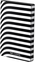 Nuuna Graphic L PRET-a-Ecrire Smooth Bonded Leather Notebook - Black