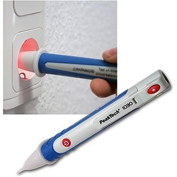 Spannungsprüfer Werkzeug Stift Leistungsdetektor Bleistift Wechselstrom Heiß