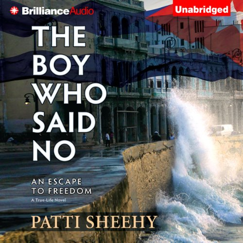 The Boy Who Said No audiobook cover art