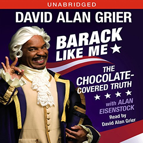 Barack Like Me audiobook cover art